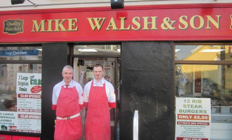 Mike Walsh & Son - Quality Butchers - Athenry Co. Galway